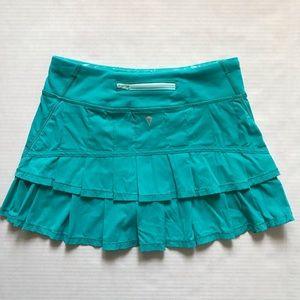 Ivivva Set The Pace Skirt / Skort 12 Girls
